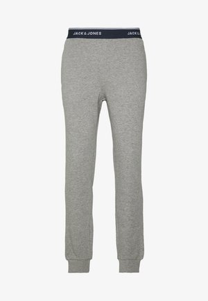 JACLOUNGE PANTS - Pyjama bottoms - light grey melange