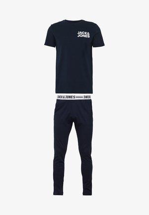 JACNIGHTWEAR GIFT SET - Pyjama - navy blazer