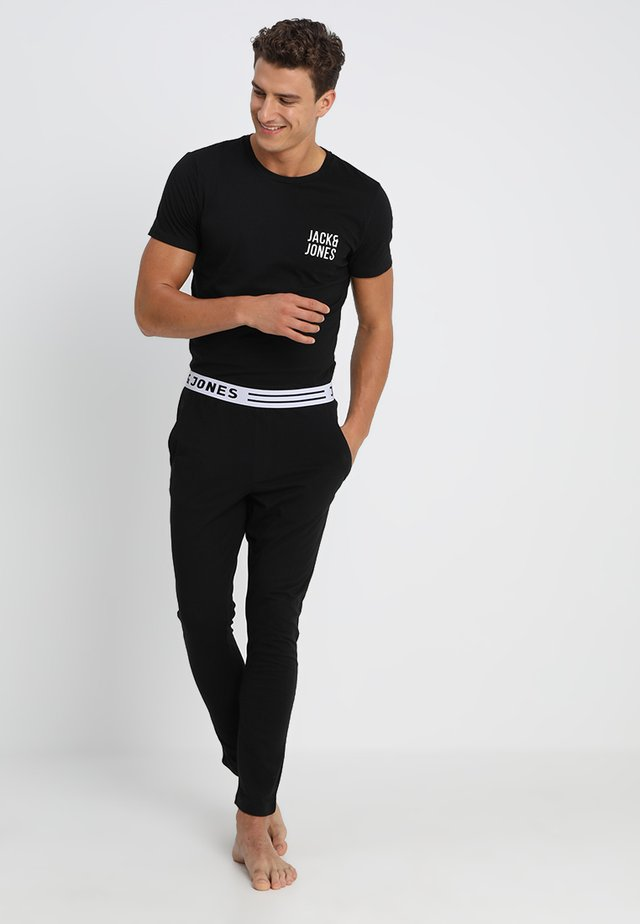 JACNIGHTWEAR GIFT SET - Pyjamas - black