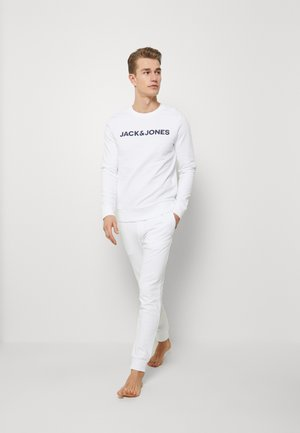 JACLOUNGE SET - Pyjama - white