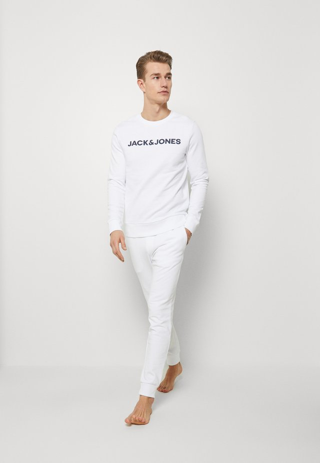 JACLOUNGE SET - Pyjamas - white