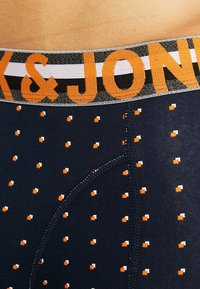 Jack & Jones - JACHENRIK TRUNKS 3 PACK - Pants - black/navy blazer - 6