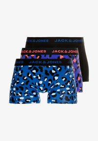 Jack & Jones - COMB 3 PACK - Culotte - black/navy blazer/navy - 4