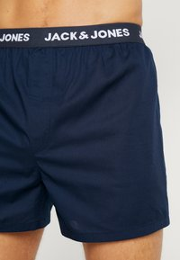 Jack & Jones - JACWOVEN 3 PACK - Boxershort - navy - 4