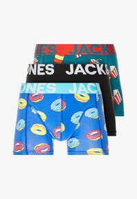 Jack & Jones - JACFELIX TRUNKS 3 PACK  - Onderbroeken - multi-coloured - 3