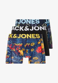 Jack & Jones - JACFELIX TRUNKS 3 PACK  - Shorty - multi-coloued - 3