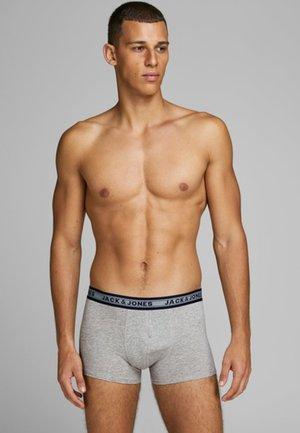 5 PACK - Boxershort - dark grey melange