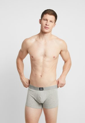 JACBASIC PLAIN TRUNKS 8 PACK - Onderbroeken - black/navy blazer