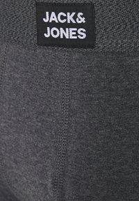 Jack & Jones - JACBASIC PLAIN TRUNKS 8 PACK - Onderbroeken - black/navy blazer - 8