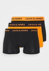 Jack & Jones - JACZAL TRUNKS 3 PACK - Bokserit - black - 5