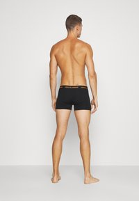 Jack & Jones - JACZAL TRUNKS 3 PACK - Bokserit - black - 2