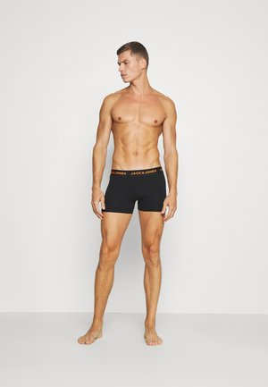 JACZAL TRUNKS 3 PACK - Shorty - black