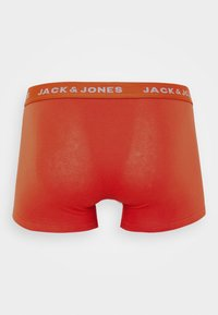 Jack & Jones - JACSUMMER COLORS TRUNKS 5 PACK - Shorty - black/gold fusion/chili/ever green - 2