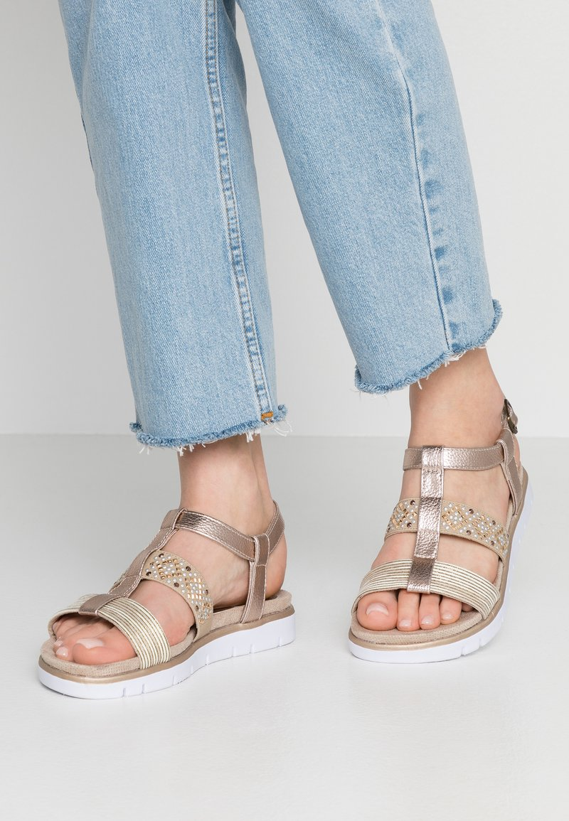 Jana - Sandals - gold