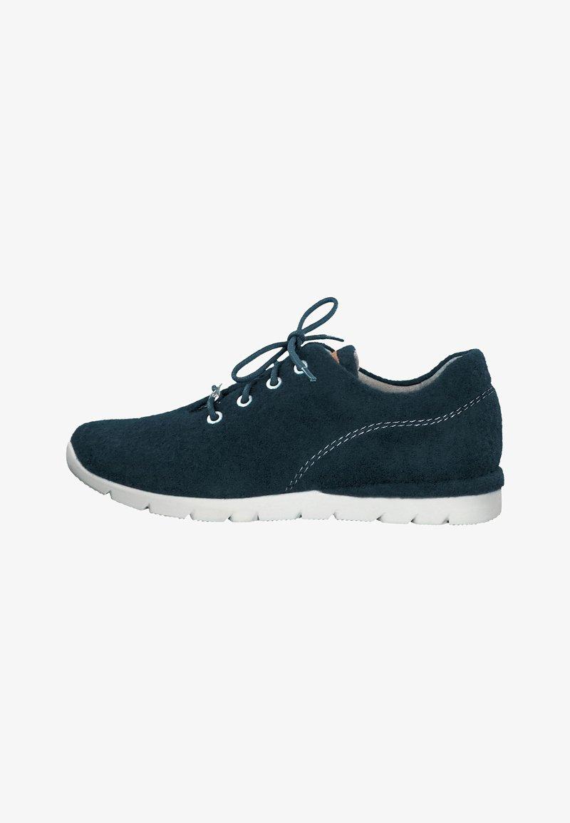 Jana - MERINO - Sneaker low - navy