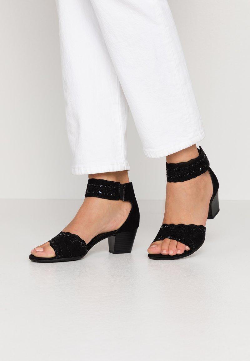 Jana - Sandals - black