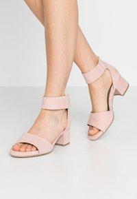 Jana - Sandals - rose - 0