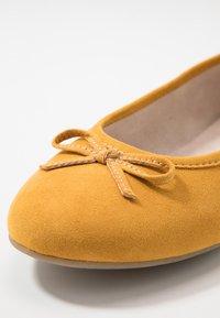 Jana - Ballerines - saffron - 2