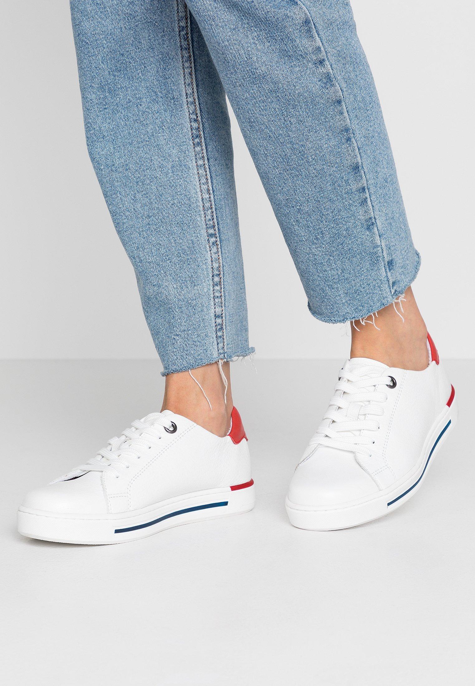 Jana Sneakers basse - white