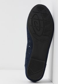 Jana - Ballet pumps - navy - 6