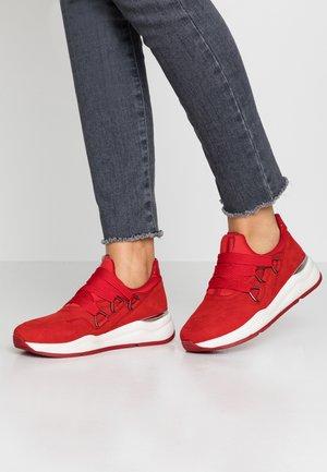 Sneaker low - red