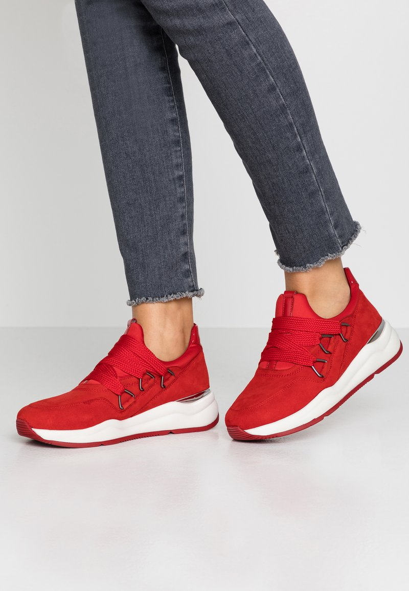 Jana - Sneaker low - red