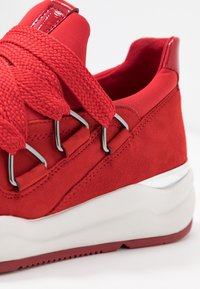 Jana - Sneaker low - red - 2