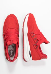 Jana - Sneaker low - red - 3