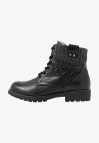 Jana - Kotníková obuv - black - 1