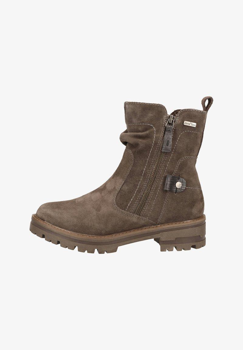 Jana - Winter boots - beige
