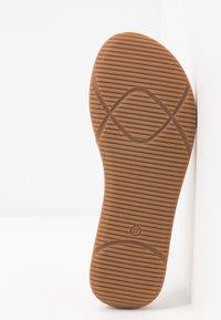 Jana - SLIDES - Pantofle - white - 6
