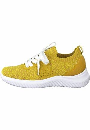 JANA - Baskets basses - saffron