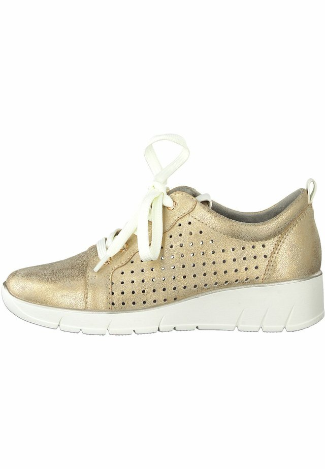 Trainers - rose/gold