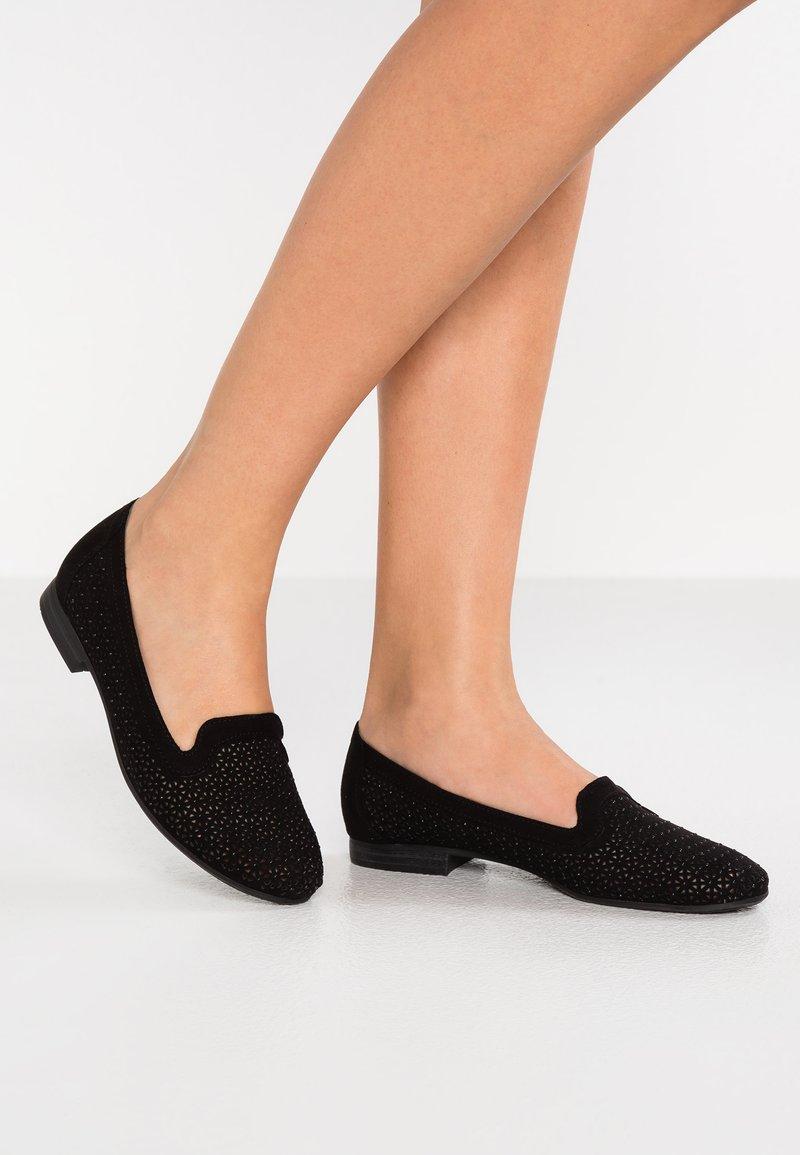 Jana - Slipper - black