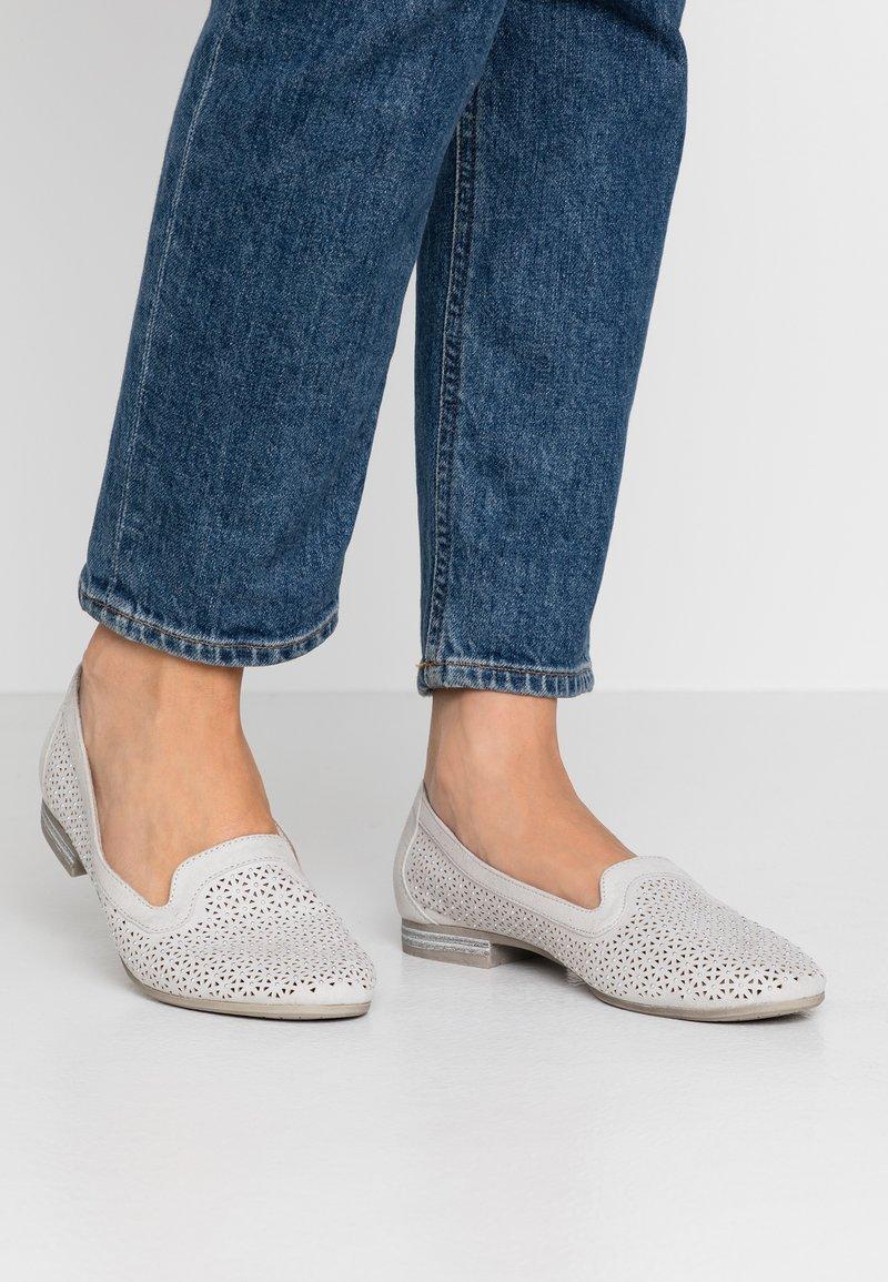 Jana - Slip-ons - light grey