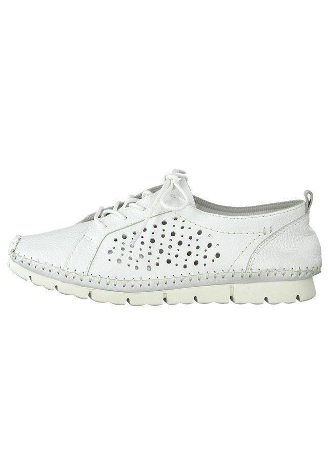 JANA - Ankle boot - white