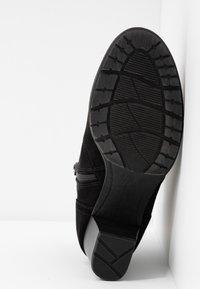Jana - Ankelstøvler - black - 6