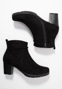Jana - Ankelstøvler - black - 3