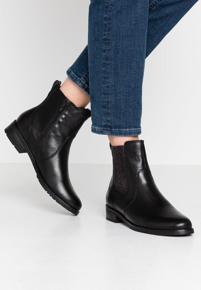 BOOTS - Botki - black