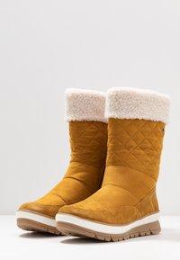 Jana - Winter boots - saffron - 4