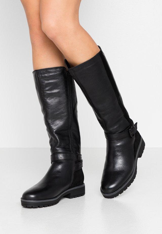 BOOTS - Klassiska stövlar - black