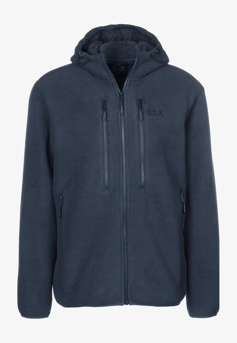 Jack Wolfskin - Fleece jacket - night blue