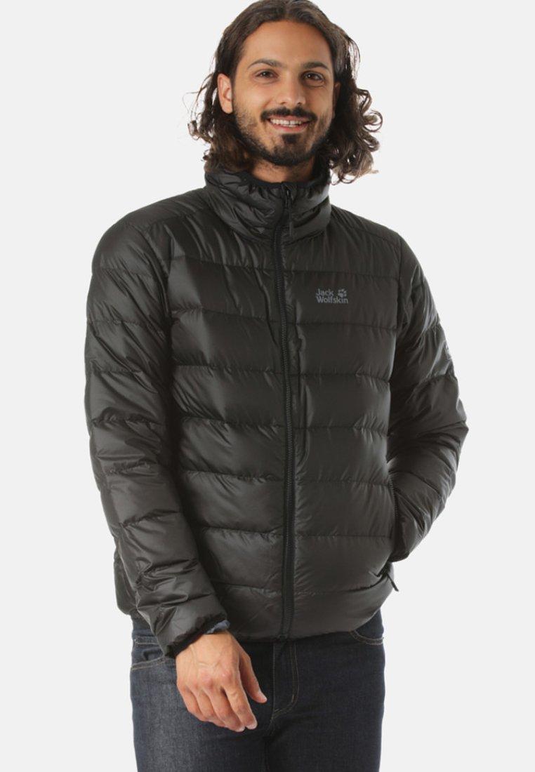 Jack Wolfskin - Down jacket - black