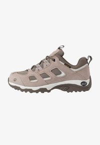 Jack Wolfskin - VOJO HIKE 2 TEXAPORE LOW - Hiking shoes - siltstone - 0
