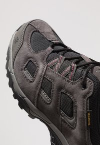 Jack Wolfskin - VOJO HIKE 2 TEXAPORE LOW - Hikingschuh - dark steel/black - 5