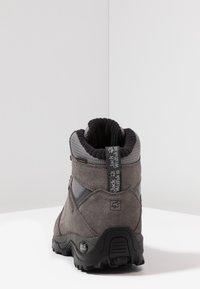 Jack Wolfskin - VOJO 2 WT TEXAPORE MID - Hikingschuh - tarmac grey/dark steel - 3