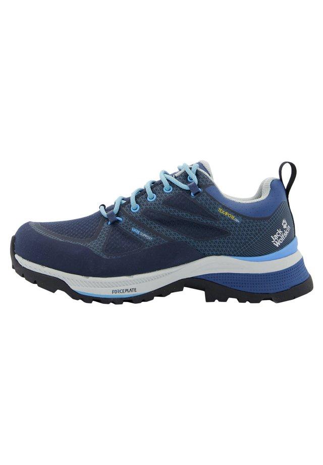 FORCE STRIKER TEXAPORE  - Hiking shoes - blau (296)