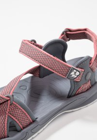 Jack Wolfskin - LAKEWOOD RIDE - Outdoorsandalen - rose quartz - 5