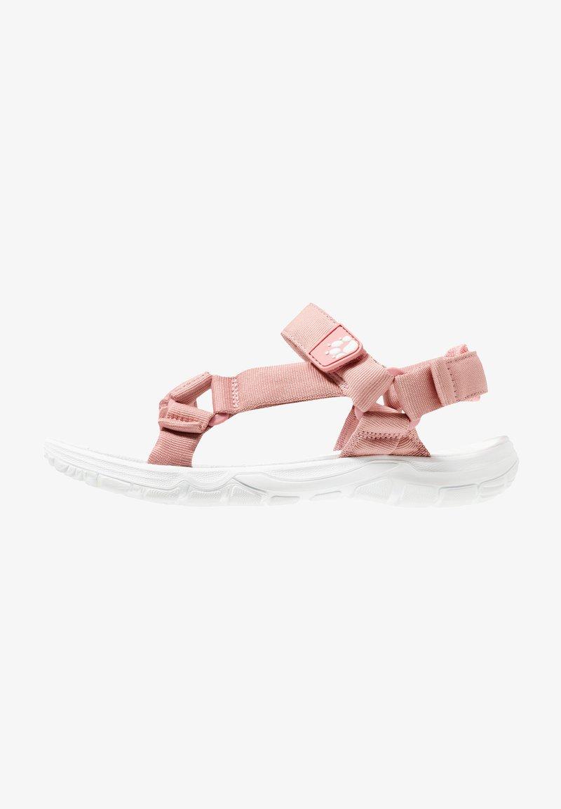 Jack Wolfskin - SEVEN SEAS 2 - Walking sandals - rose quartz