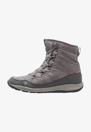 PORTLAND - Winter boots - dark steel